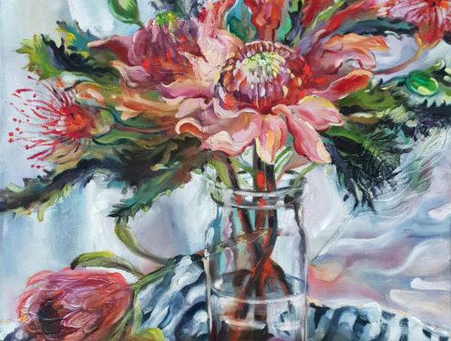 Protea suikerbos