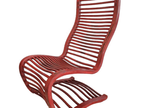 Springwood Lounger Painted