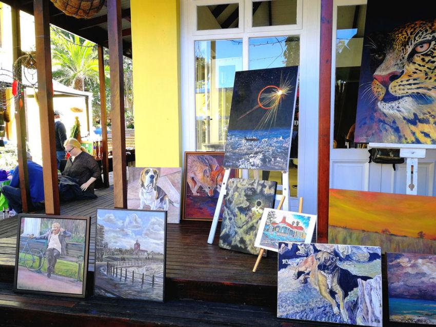 Art @ Oaks on Main Gallery